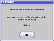 Example Ban