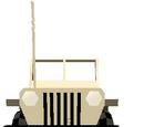 Flying Wheeled Jeep