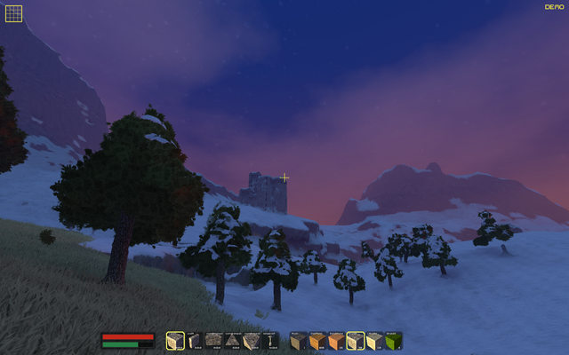 File:SnowySunsetCastle.png