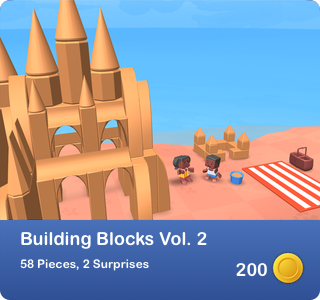 Building Blocks Vol. 2