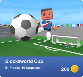 Blocksworld Cup