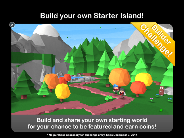 File:New Builder Challenge - Customed Starter Island!.PNG