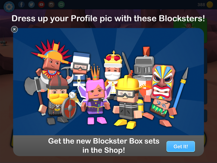 New Blockster Box set!