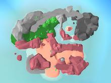 Havoc Island Map