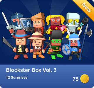Blockster Box Vol. 3