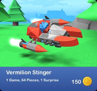 Vermilion Stinger