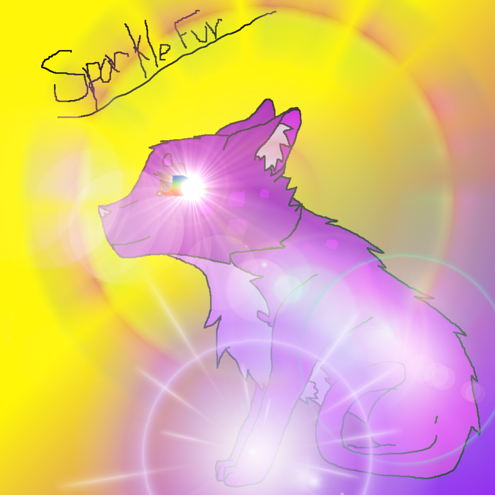 Warriors A Vision Of Shadows Allegiances: Image - SparkleFur By TheOtherFandom.png