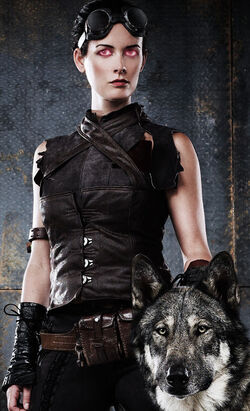 Antrixies - Greyjoy, Asha