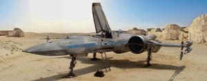 Incom T-65JA X-wing Starfighter