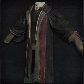 Student Uniform (caped)