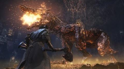 Bloodborne Watchdog of the Old Lords - Optional Boss Fight