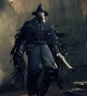 Raven hunter front