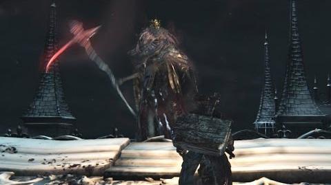 Bloodborne- Martyr Logarius Boss Fight -10