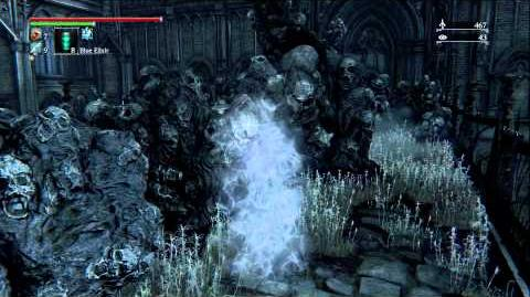 Bloodborne - Brain of Mensis Location (and Blood Rock Location)