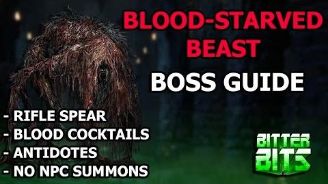Blood-Starved Beast Boss Guide
