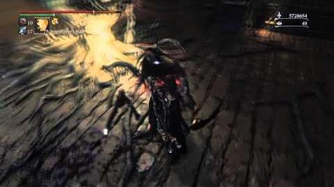 Bloodborne Fetid Offering Hidden Effect