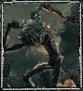 Bloodborne Enemy Loran Silverbeast