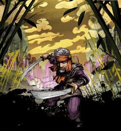 Kotaro, Ninja Image