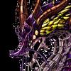 Aurea, Onyx Flame Face