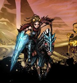 Helena, The Hail Rider Image