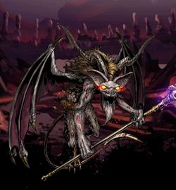 Travant, Puswing Demon Image