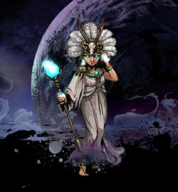 Hathor, Harvest Goddess Image