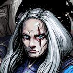 Camael, Angel of Destruction Face