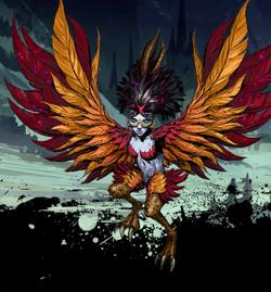 Lorelei, Harpy Queen Image
