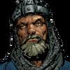 Westerner Swordsman Face
