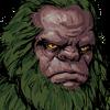 Ape Archer Face
