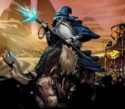 Undoth, Frost Mage Image