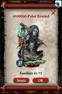 Charon, Novice Ferryman Point Reward