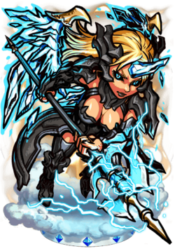 Ramiel, Angel of the Storm Figure