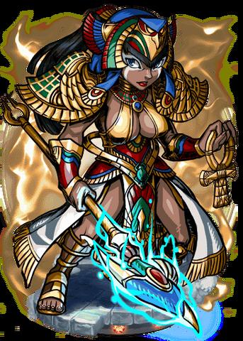File:Neith, Goddess of War Figure.png