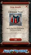 Christmas Treat Details