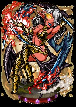 Empusa, the Death Scythe Figure