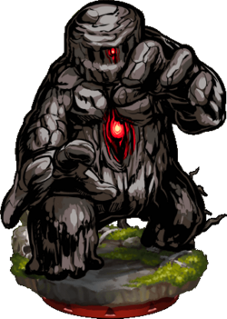 Mud Golem Figure