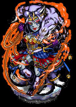 Lenore, Malevolent Deluder Figure