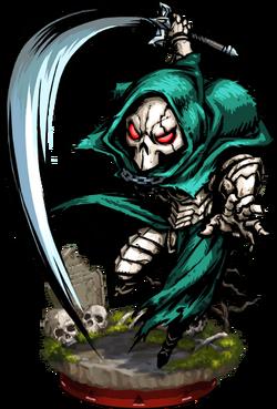 Undead Warrior Figure