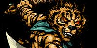 Li Zhi, the Tiger's Roar II