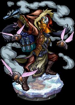 Nicola, Master of Flies II Figure