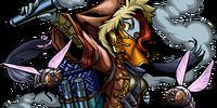 Nicola, Master of Flies II