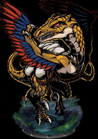 File:Lizardman Fleetfoot II Figure.png
