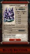 Icebound Dragon Base Stats