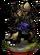 Wight Monk Figure