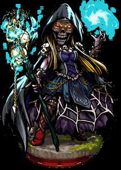Alcina the Soulsucker II Figure