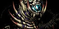 Skull Centipede