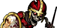 Skeleton Spearman II +
