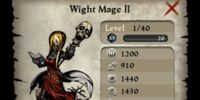 Wight Mage II