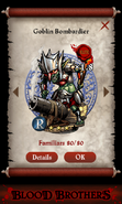 Goblin Bombardier Pact Reveal
